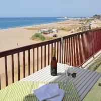 Apartment Canet de Mar with Sea View 01