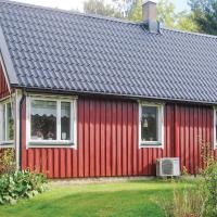 Two-Bedroom Holiday Home in Munka-Ljungby