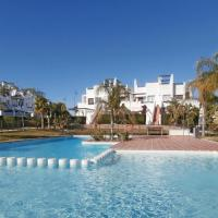 Two-Bedroom Apartment Alhama de Murcia with an Outdoor Swimming Pool 08