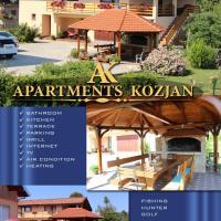 Apartments Kozjan