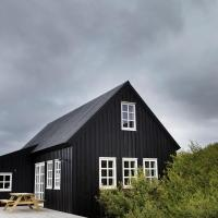 Black timber house