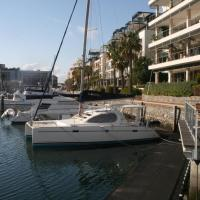 Secure Waterfront Apartment