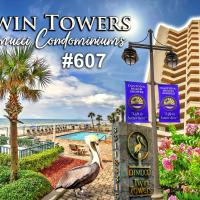 Twin Tower Two Bedroom Apt 607
