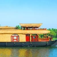 Houseboat for a serene stay in Kottayam, by GuestHouser 32681
