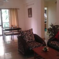 1 BR Apartment in Nungambakkam, Chennai, by GuestHouser (9398)