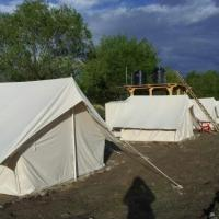 6 tents in Chuchot Shama, Leh, by GuestHouser 20953