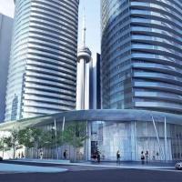 Luxury 1Br+1Wr Apartment, Toronto Entertainment District (Downtown)