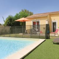 One-Bedroom Holiday Home in Vedene