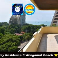 View Talay Residence 6 Wongamat Beach