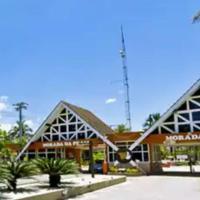 Casa Morada da Praia em Boraceia