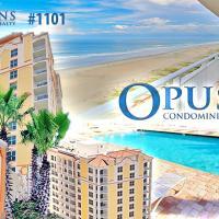 The Opus Three Bedroom Apartment 1101