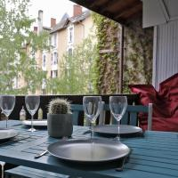 La Terrasse Carnot, in Annecy downtown