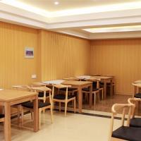 GreenTree Inn Henan Zhoukou Huaiyang County Longdu Avenue Xihe Square Express Hotel