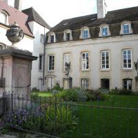 Le jardin des chanceliers
