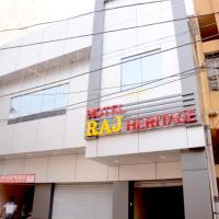 Hotel Raj Heritage