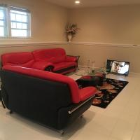 Very Clean Spacious Basement (Private Entrance)