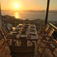 Bodrum Villa Sunset