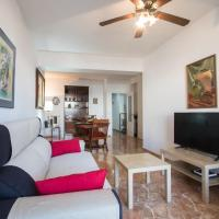 Alicante central and beach side apartment