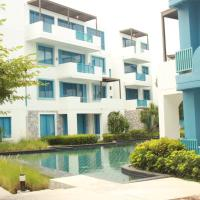 Hua Hin Pool Access (The Crest Santora)