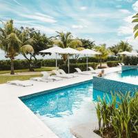 Cap Ouest Beachfront Luxury 2 & 3 Bedroom Apartments