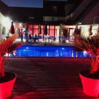 Les Terrasses de Saumur - Hôtel Restaurant- Appartements & SPA