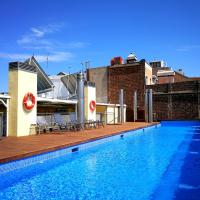 Apartments Pool Barcelona Center