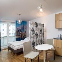 Apartament Warsaw Stopover Manhattan Place
