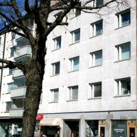 Studio apartment in Vaasa - Kauppapuistikko 29