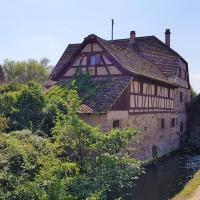 Le Moulin de Krautergersheim