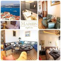 Maroon Residence
