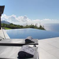 Clifftop Villa, Panoramic Seaview, Infinity Pool