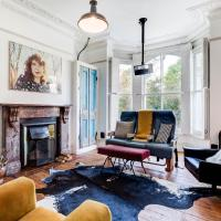 Stunning Period House Moments From Alexandra Park
