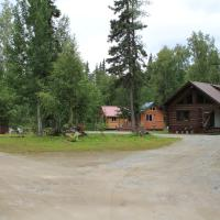 Meandering Moose Cabins