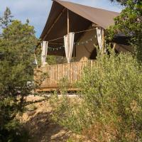 Tente Lodge Bord de Mer