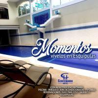 Hotel IV Centenario Esquipulas