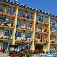 Hotel complex Oksamyt
