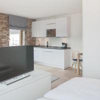 2,5 Zi Design Loft Wohnung mit Gartensitzplatz