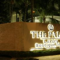 THE PALMS Luxury Boutique Hotel