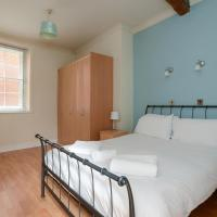 Georgeous one-bed apartment, sleeps 4!