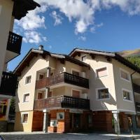 Large apartment in the center of Champoluc