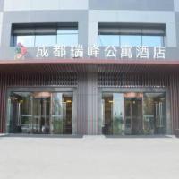 Rayfont Hotel Apartment Chengdu