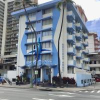 Holiday Surf Hotel (with kitchen)