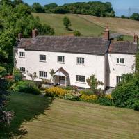 Quantock Coombe: farmhouse B&B