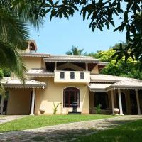 AC Villa 250 m to beach
