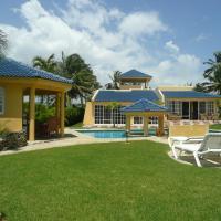 Oceanfront Villa Cabarete