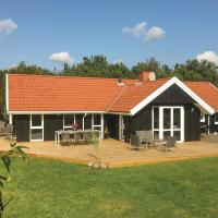 Four-Bedroom Holiday Home in Oksbol
