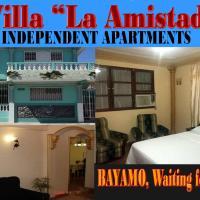 "Villa "" La Amistad"""