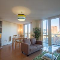 Birmingham Balcony by TP Apartments