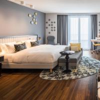 法蘭克福輝盛凱貝麗酒店式服務公寓
