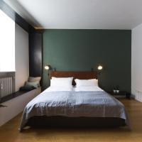 Vier Zimmer